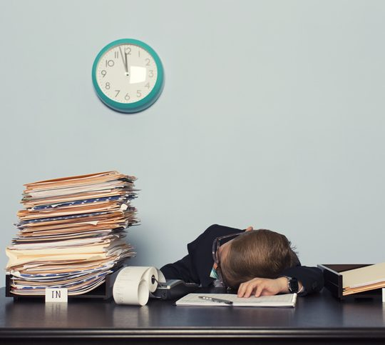 How Do You Beat The Afternoon Slump? Podcast with Thea O'Connor